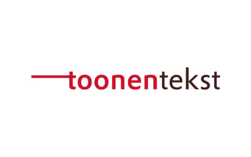 Logo Toonen Tekst