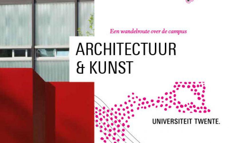 Omslag wikkel Architecture & Art kunstroute