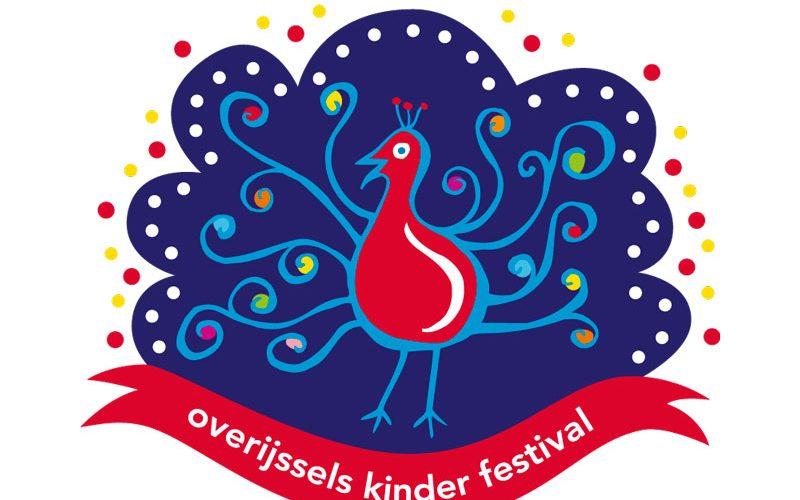 Logo Kinderfestival Overijssel